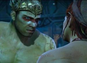 Enslaved is a re-imagining of the Chinese novel 'Journey to the West', though the tagline might as well be 'Stockholm Syndrome: The Game'